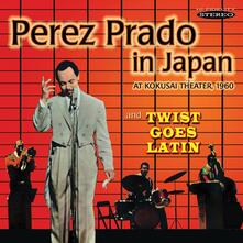 Prado In Japan & Twist Goes Latin - CD Audio di Perez Prado