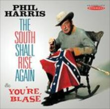 South Shall Rise - CD Audio di Phil Harris