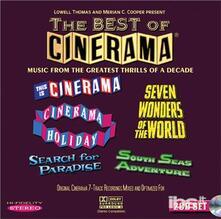 Best of Cinerama - CD Audio