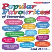 Popular Favourites of - CD Audio