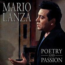 Poetry and Passion - CD Audio di Mario Lanza