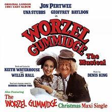 Worzel Gummidge (Original London Cast) - CD Audio