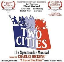 Two Cities (Colonna Sonora) - CD Audio di Jeff Wayne