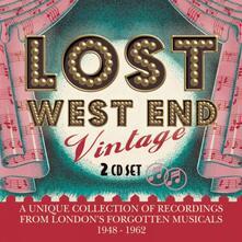 Lost West End Vintage - CD Audio