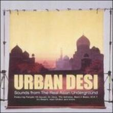 Urban Desi - Sounds From The Real Asian - CD Audio
