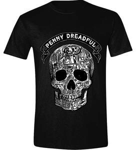 T-Shirt unisex Penny Dreadful. Hyroglyph Calavera