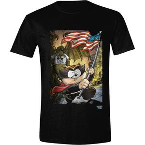 T-Shirt Unisex South Park. Tfbw Distressed Poster