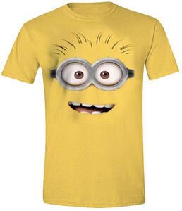 T-Shirt uomo Cattivissimo me 2. Minion Goggle Face