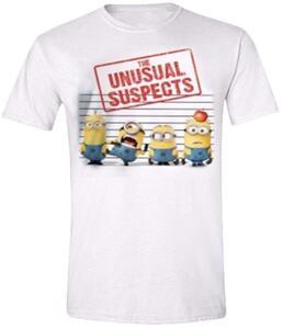 T-Shirt uomo Cattivissimo me 2. Minion Usual Suspects