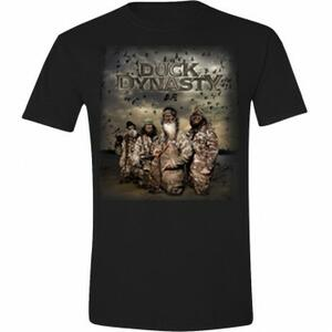 T-Shirt uomo Duck Dynasty. Poster