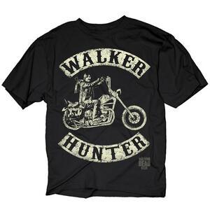 T-Shirt uomo Walking Dead. Walker Hunter