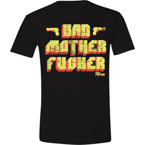 T-Shirt unisex Pulp Fiction. Bad Mother Fucker