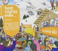 Best Nights Ever Apres Ski - CD Audio