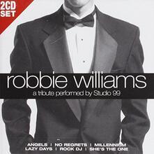 Robbie Williams - CD Audio di Studio 99