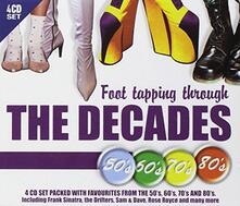 The Decades 50, 60, 70, 80 - CD Audio