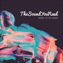 Thesoundyouneed - CD Audio