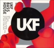 UKF Bass House - CD Audio