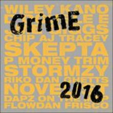 Grime 2016 - CD Audio