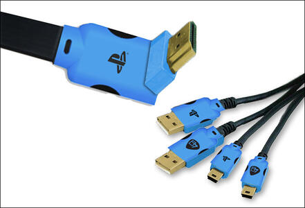 Cavo HDMI Ethernet 1,8m PS4 - 2