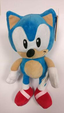 Peluche 30Cm Sonic Classico
