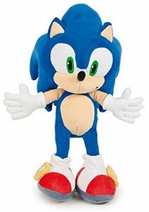 Nintendo Sega Sonic Plush Doll Pelouche Pupazzo 30 Cm - 2