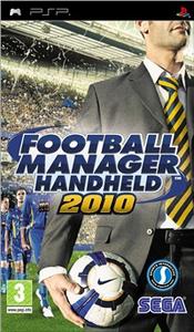 Videogioco Football Manager 2010 Sony PSP 0