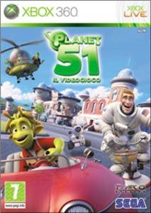 Videogioco Planet 51 Xbox 360 0