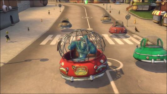 Videogioco Planet 51 Xbox 360 6