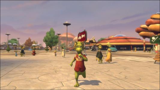 Videogioco Planet 51 Xbox 360 7