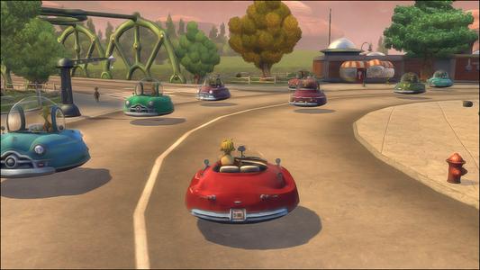 Videogioco Planet 51 Xbox 360 9