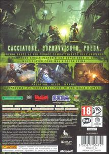Videogioco Aliens vs. Predator Hunter Edition Xbox 360 10