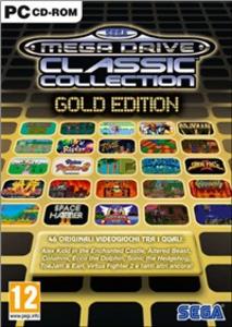 Videogioco Sonic Mega Drive Collection Gold Personal Computer