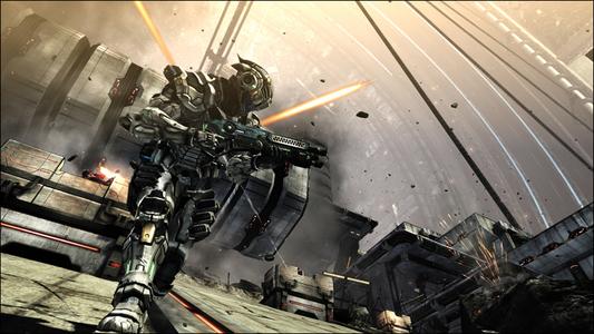 Videogioco Vanquish Xbox 360 5