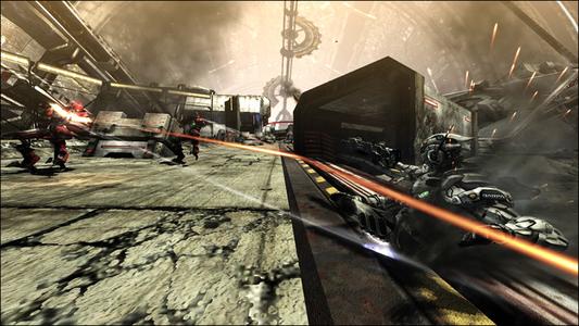 Videogioco Vanquish Xbox 360 6