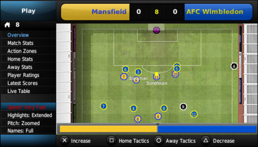 Football Manager 2011 - 3