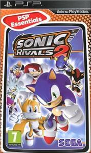 Essentials Sonic Rivals 2