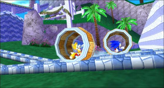 Essentials Sonic Rivals 2 - 5