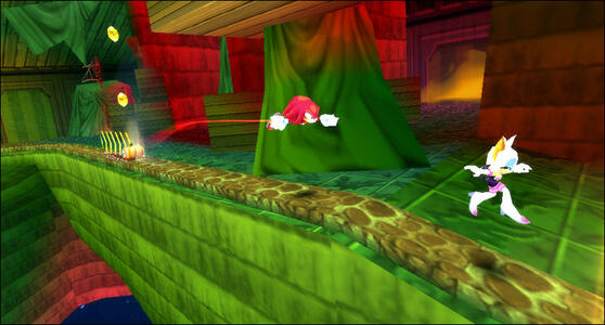 Essentials Sonic Rivals 2 - 6