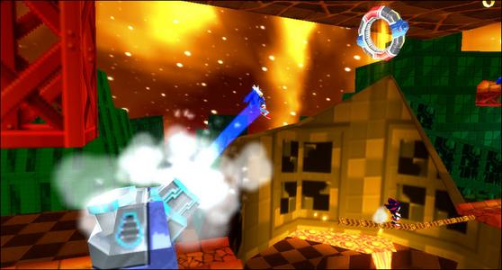 Videogioco Essentials Sonic Rivals 2 Sony PSP 6