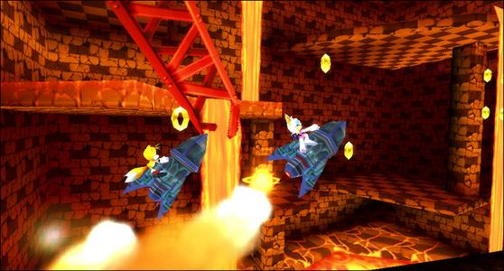 Videogioco Essentials Sonic Rivals 2 Sony PSP 7