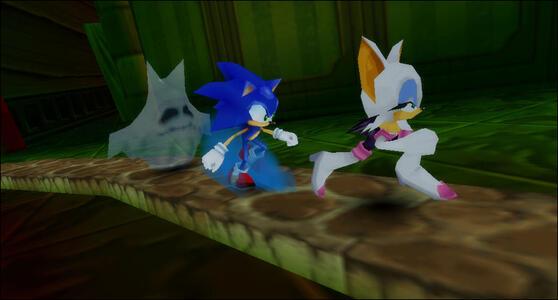 Essentials Sonic Rivals 2 - 10