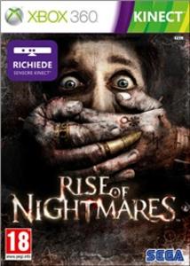 Videogioco Rise of Nightmares Xbox 360 0