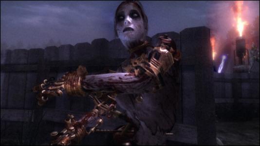 Videogioco Rise of Nightmares Xbox 360 3