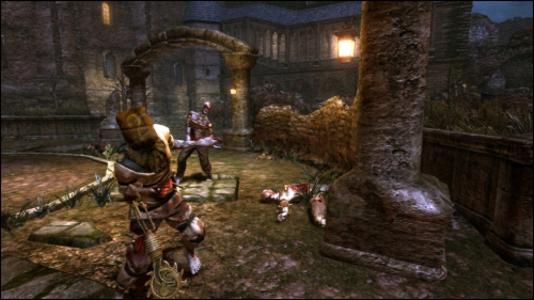 Videogioco Rise of Nightmares Xbox 360 5