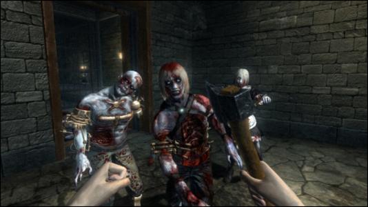 Videogioco Rise of Nightmares Xbox 360 8