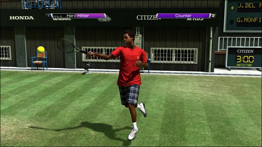 Videogioco Virtua Tennis 4 Personal Computer 1