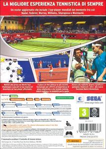 Videogioco Virtua Tennis 4 Personal Computer 3
