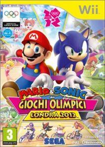 Videogioco Mario & Sonic Giochi Olimpici Londra 2012 Nintendo WII 0