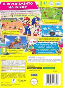 Videogioco Mario & Sonic Giochi Olimpici Londra 2012 Nintendo WII 3