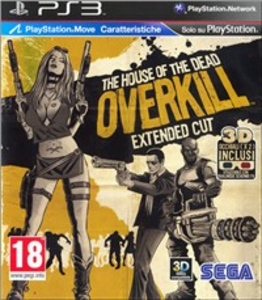 Videogioco House of the Dead: Overkill PlayStation3 0
